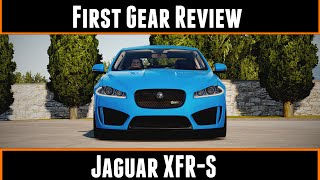 first gear review jaguar xfr s forza horizon 2