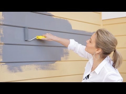 How To Paint The Exterior Of A House