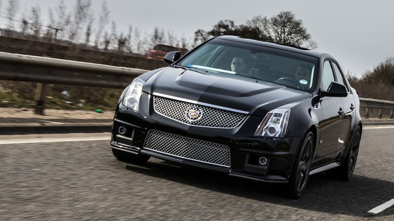 764bhp Supercharged Cadillac Cts V Start Up