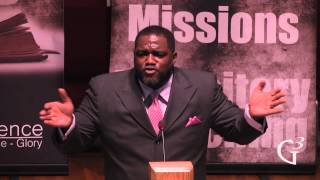 G3 2014 | Getting the Gospel Right - Voddie Baucham