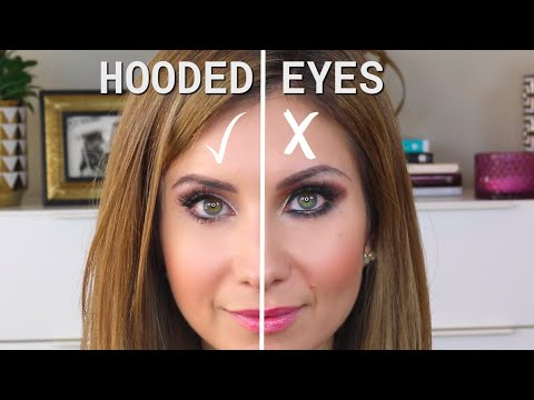 Hooded Eye Makeup Tutorial | Do's and Don'ts for Hooded Eyes | Lisa J Makeup