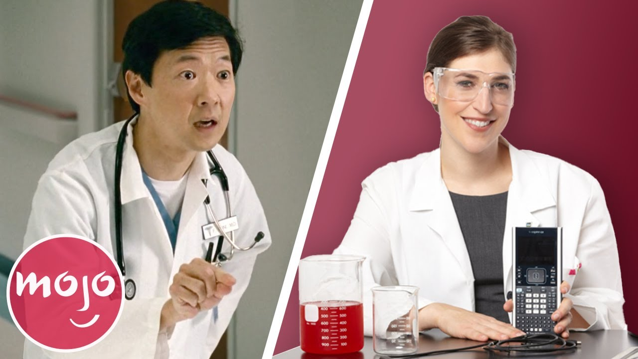 Download Top 10 Celebs You Didn't Know Have Medical Degrees