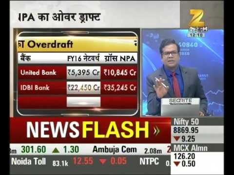 Stocks of Corp bank, Union Bank, Canara Bank and Bank of Maharashtra are trading well