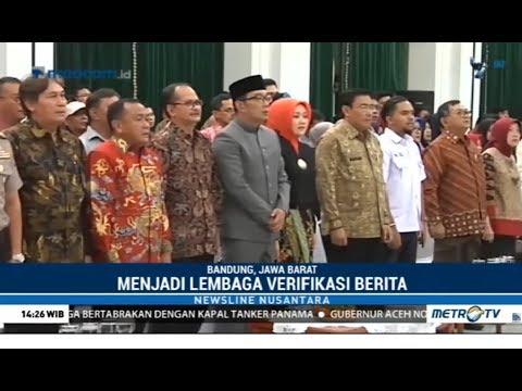 """Basmi Berita Bohong, RK Bentuk Tim """"Jabar Sapu Bersih Hoaks"""""""