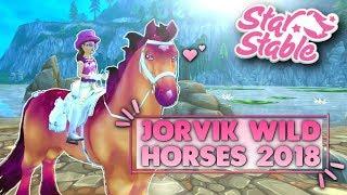 Buying a New Jorvik Wild Horse on Star Stable 2018! #jorvikwild