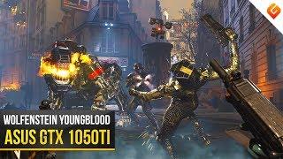 Wolfenstein Youngblood on Ryzen 1500X & Nvidia GTX1050 Ti