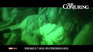 THE CONJURING - TVC Spot