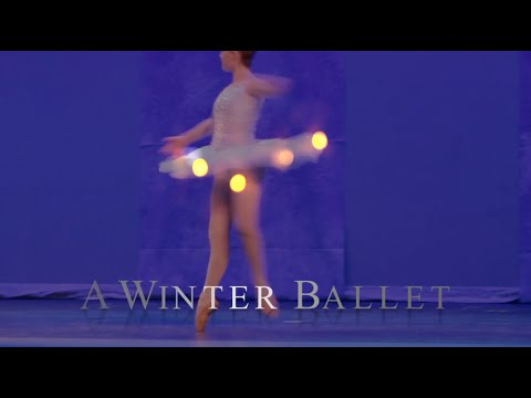"PACC's ""A Winter Ballet""  Performing Arts Center of CT"