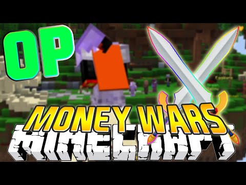 "Minecraft MONEY WARS ""NEW OP ITEMS?"" w/TBNRfrags"