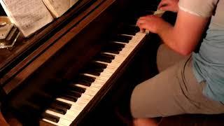MUSE - The Dark Side Solo Piano  4k Live w/ Chords in description