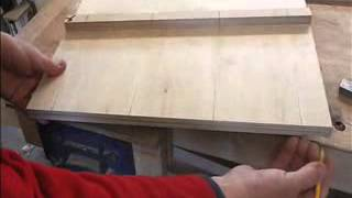 How To Build A Router Cabinet With Extraction Box And Rise And Fall Jack. Part One.
