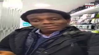 Çorumlu zenci güldürüyor!   Komik Videoları