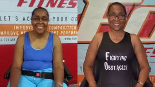 Edythe Griffin's Body Transformation