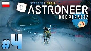 Astroneer PL ze Staszkiem  odc.4 (#4)  Trolejbus i wystrzały | Gameplay po polsku