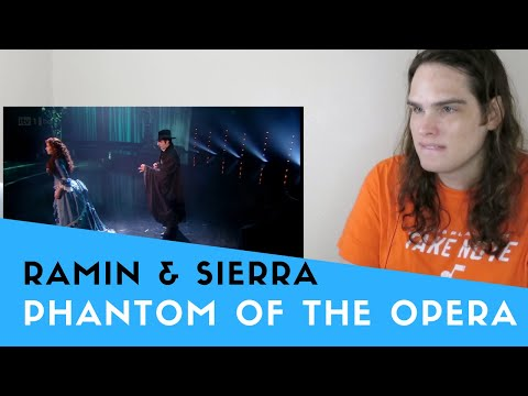 Voice Teacher Reacts to Phantom of the Opera - Sierra Bogges