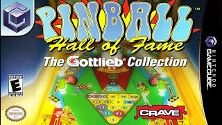 Longplay of Pinball Hall of Fame: The Gottlieb Collection