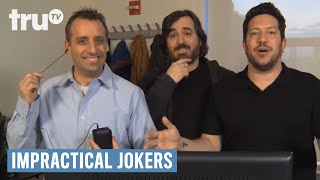 Impractical Jokers - Home Intruders Destroy Murr