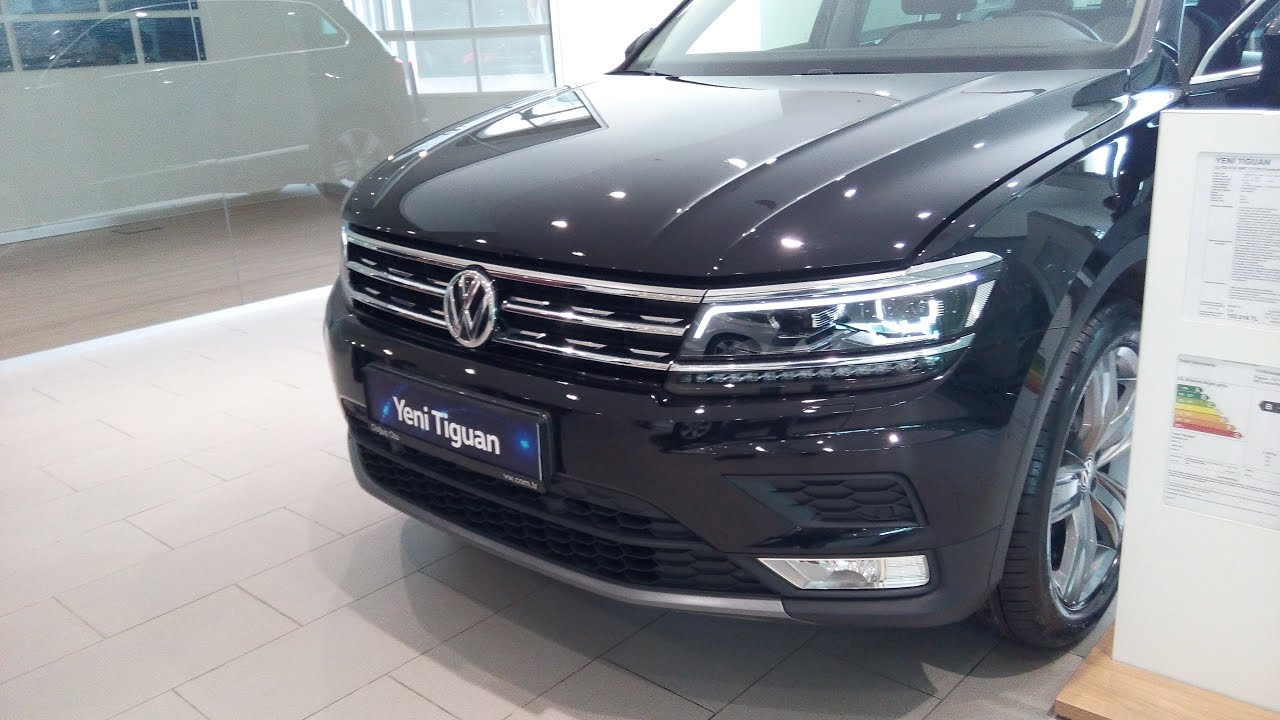 yeni volkswagen tiguan 2017 comfortline nceleme review doovi. Black Bedroom Furniture Sets. Home Design Ideas