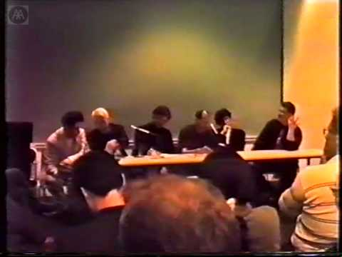 Architecture and Complexity - Part 7 - Panel Discussion