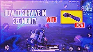 How to Survive at 2nd Night in Zombie Mode  Pubg Mobile