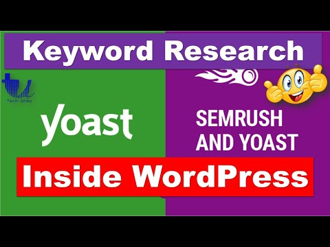 Keyword Research Made Easy – Yoast and SEMrush Integration [Hindi/Urdu]
