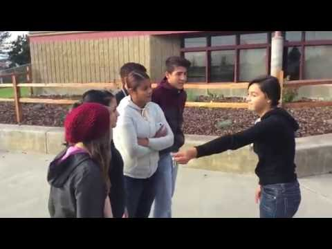 Report It: Physical & Verbal Bullying - YouTube