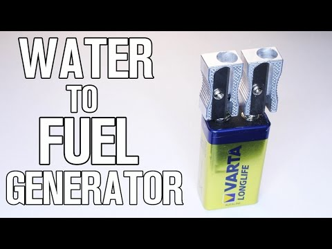Thumbnail: How To Make Water to Fuel Generator