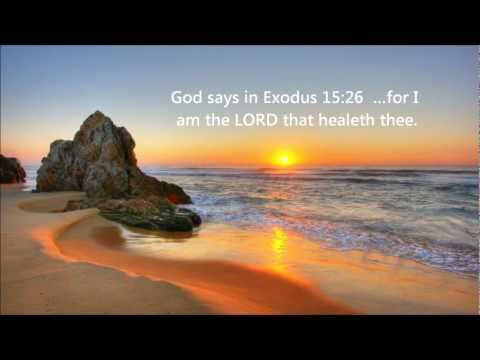 Bible Verses of Victory for Health and Healing! * God's Promises & Healing Scriptures!