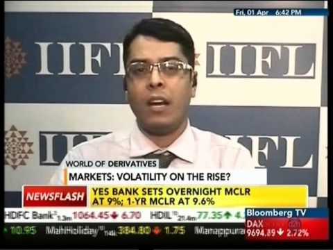 Bloomberg TV World Of Derivatives - Mr  Navneet Daga   Head Derivative