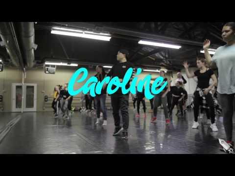 Amine - Caroline (Choreography)