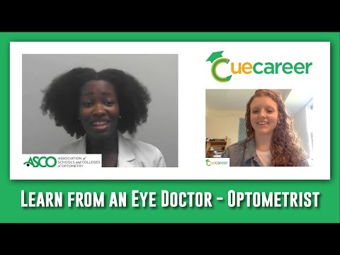 🤓What do optometrists/eye doctors do? | Dr. Breanne McGhee
