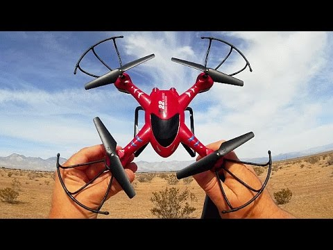 Song Yang X22 Sport Drone Flight Test Review