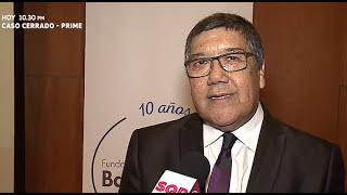 Chino Navarrete habla de su cáncer en charlas motivacionales - SQP