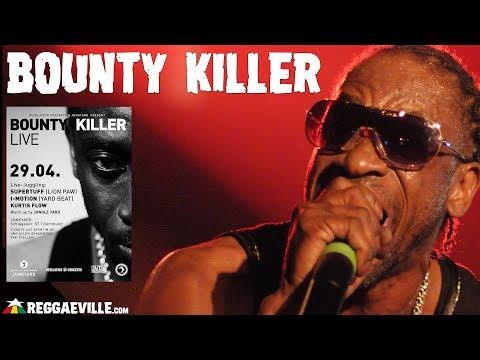 Bounty Killer - Get Gyal Everyday | Live in Dortmund, Germany @ Junkyard [April 29th, 2018]