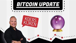 Bitcoin koers zakt naar $45.000 | Bear trap dit weekend? | Dit moet je weten over de prijs van BTC