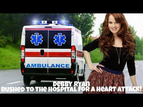 debby ryan has heart attack