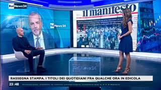 Anticipazioni rapporto svimez 2019 - rai news rassegna stampa 1 agosto