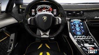 2017 Lamborghini Centenario Interior New 2016 Supercars Geneva Youtube