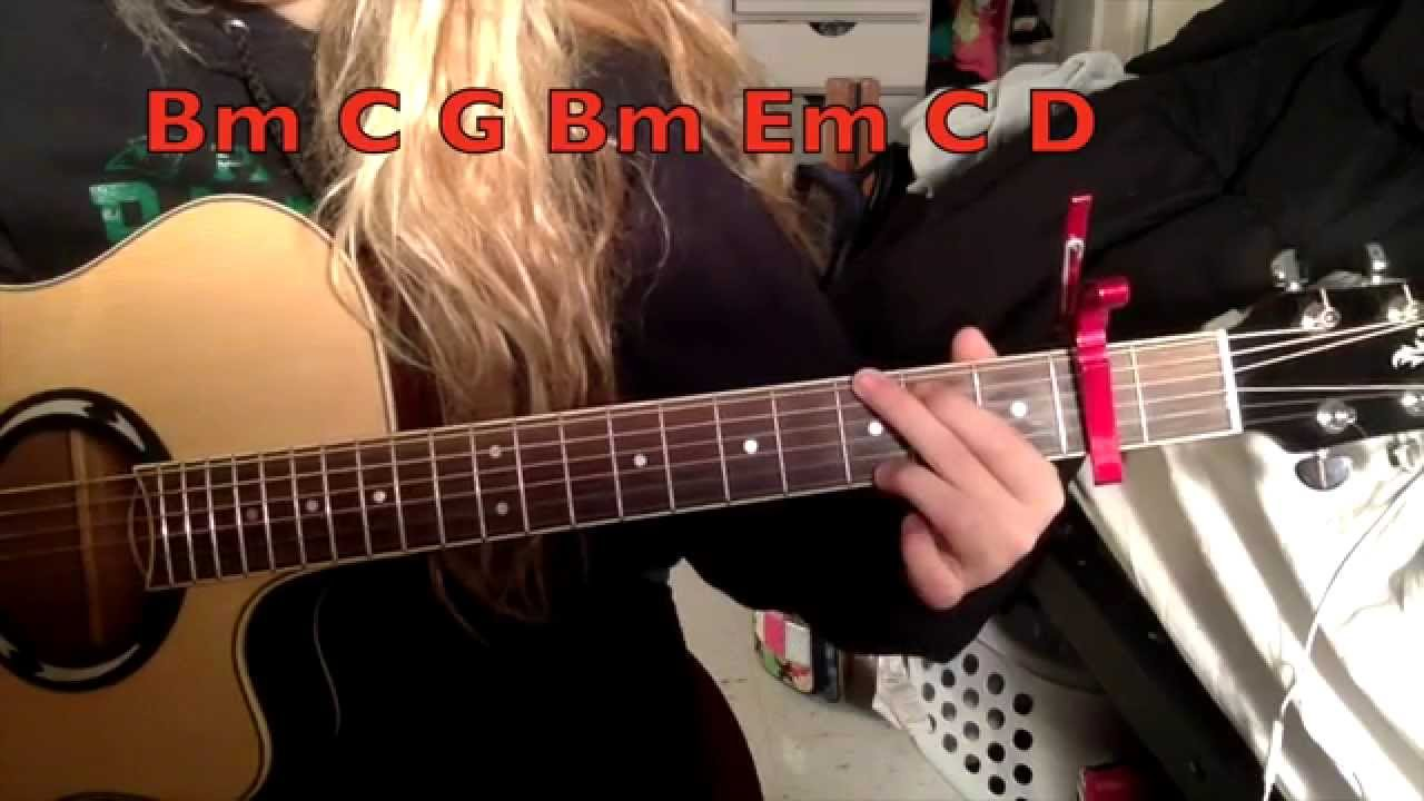 Must Be Doing Something Right Billy Currington Guitar Tutorial Youtube