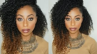 Watch me SLAY this face and hair!! GET READY WITH ME SUMMER 2016 || Jessica Pettway