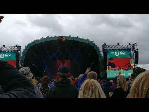 Sterophonics - Dakota. Radio 2 Hyde Park 2017