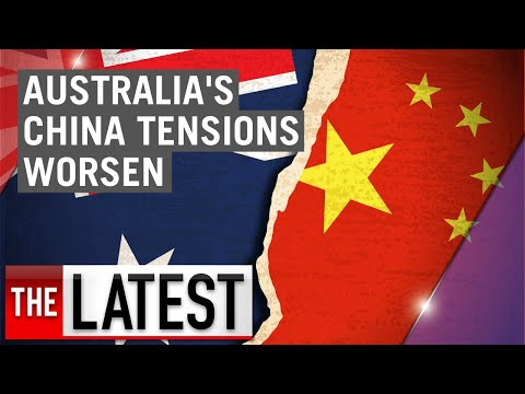 Australia's China relations continue to deteriorate | 7NEWS