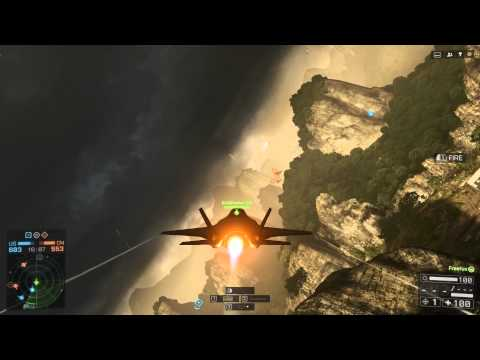 BF4: Air Superiority Gameplay Dragon's Pass