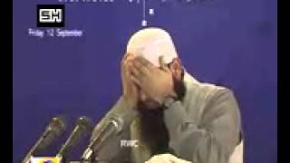 Emotional video of moulana mushtaq ahmad veeri.