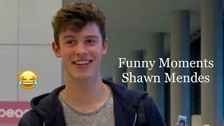 Shawn Mendes Funny and Cute moments 2017 | MendesLyrics