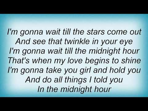 Roxy Music - In The Midnight Hour Lyrics