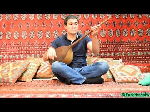 Batyr Ode - Goňurbaş Mukamy (Turkmen Dutar) 2020