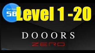 DOOORS ZERO ESCAPE - Level 1 - 20
