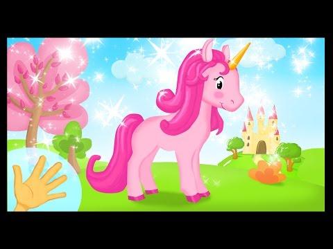 La comptinette de la licorne - Comptines à gestes avec les princesses - Titounis