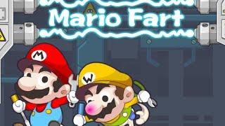 MARIO FART Level 1-5 Walkthrough